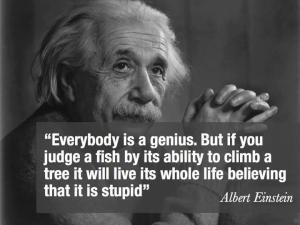 Einstein-genius